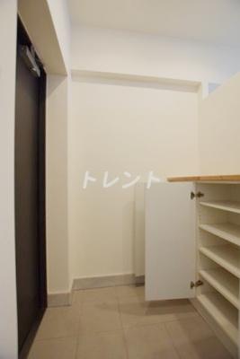 【玄関】パークハビオ八丁堀