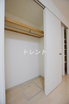 【収納】パークハビオ八丁堀