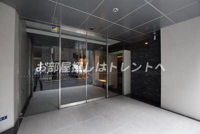 【エントランス】パークハビオ八丁堀
