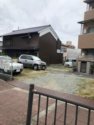 【外観】池田市綾羽1丁目月極駐車場