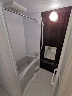 【浴室】ハーモニーテラス高砂Ⅱ