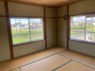 2階の和室です。