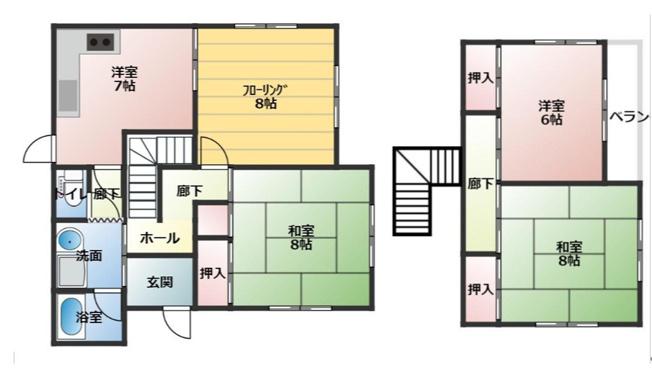 【LIXIL不動産ショップ】内ケ島町 中古戸建 64.35坪☆彡