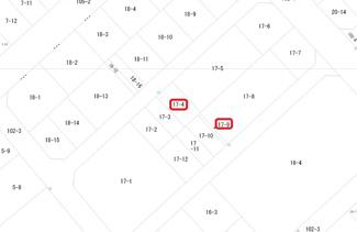 【土地図】那覇市泊一丁目売土地