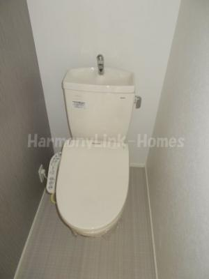 グランドーレ高円寺の落ち着いたトイレです☆
