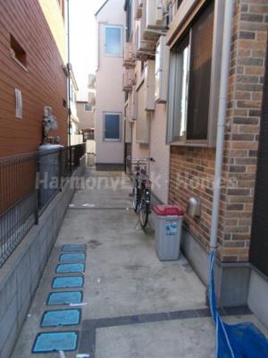 グランドーレ高円寺の駐輪スペース☆