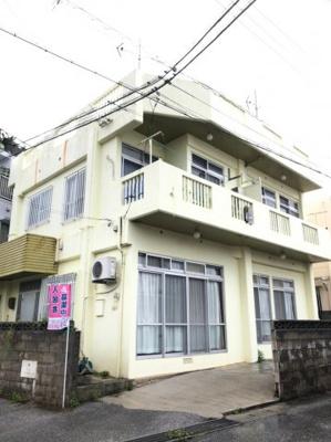 【外観】田港アパート