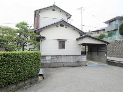 【外観】香美市土佐山田町 3LDK