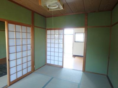 【和室】槇山ハイツ