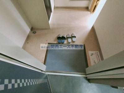 【玄関】リッチハウス