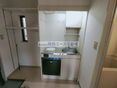 【キッチン】リッチハウス