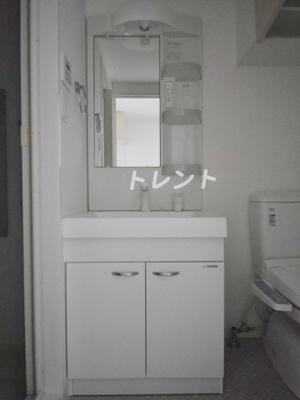 【洗面所】メディオ月島