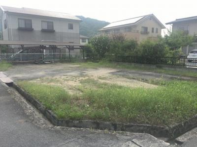 【外観】神辺町下竹田売土地