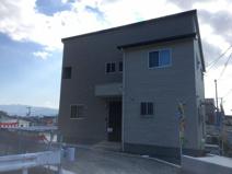 松山市 畑寺 新築住宅 34.56坪の画像