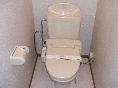 【トイレ】ファースト西浜