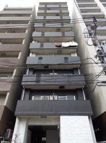 AXAS新宿若松町Sta.の外観です