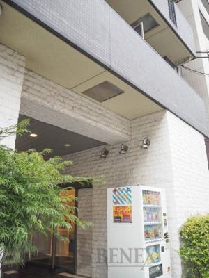AXAS新宿若松町Sta.の共用部分です