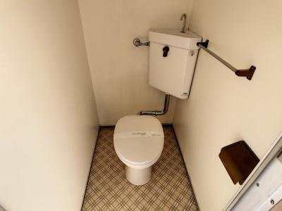 【トイレ】ハイツジュネス