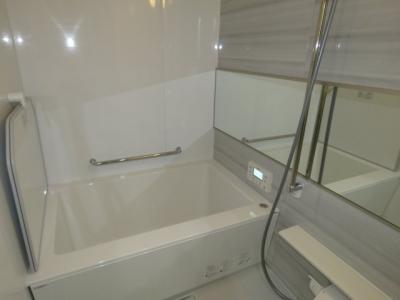 【浴室】ライオンズマンション川越
