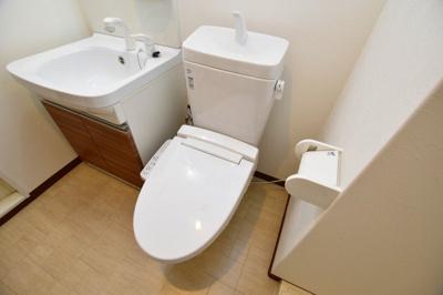 【トイレ】グランパシフィック朝潮橋