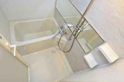 【浴室】レオンコンフォート難波サウスゲート