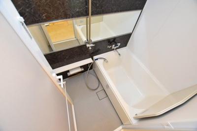 【浴室】ダ ヴィンチ