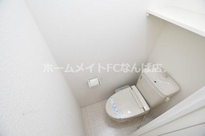 【トイレ】ROCCO