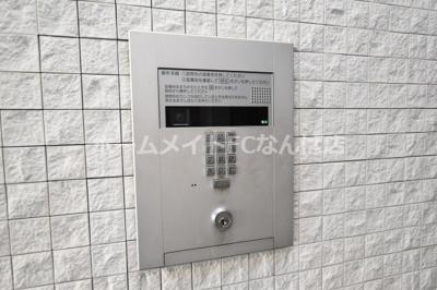 【セキュリティ】レジュールアッシュ難波LUXE