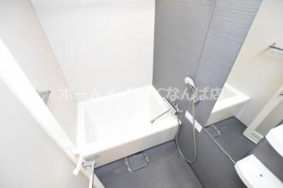 【浴室】レジュールアッシュ難波LUXE