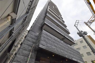 【外観】プレサンス新町ウィズジョイ