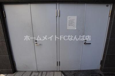 【その他共用部分】S-CREA 御堂筋本町