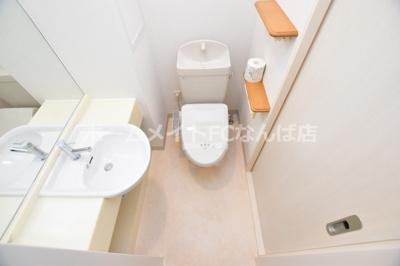 【トイレ】S-CREA 御堂筋本町