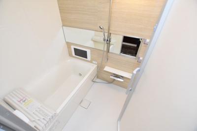 【浴室】プレジオ本町