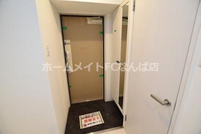 【玄関】セオリー夕陽丘DOOR