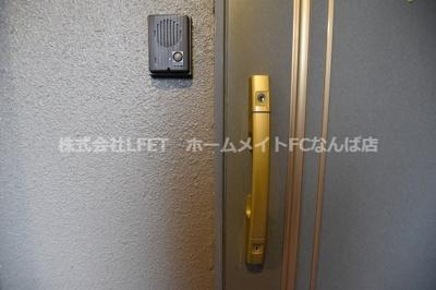 【玄関】オーキッドスクエア北堀江