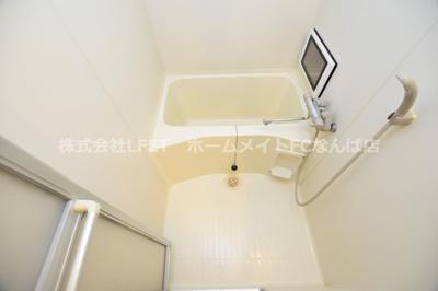 【浴室】オーキッドスクエア北堀江