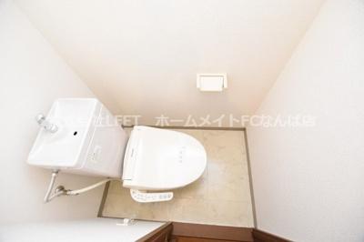 【トイレ】オーキッドスクエア北堀江