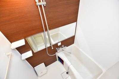 【浴室】レオンコンフォート大手前ラトゥール