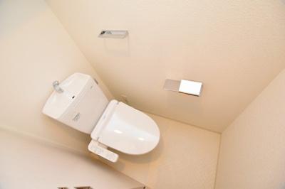 【トイレ】レオンコンフォート大手前ラトゥール