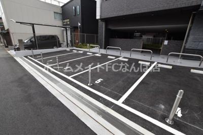 【駐車場】アドバンス大阪ブリス