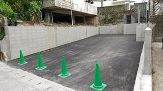 【外観】首里駅前駐車場