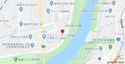 【地図】グレイスマノア