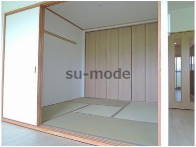 【寝室】グレイスマノア