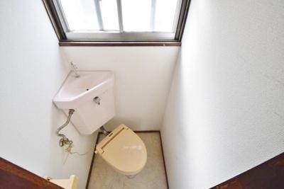 【トイレ】河合3丁目テラス