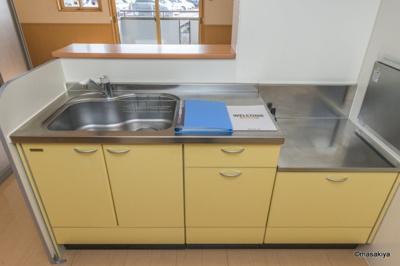 【キッチン】Liberty Court