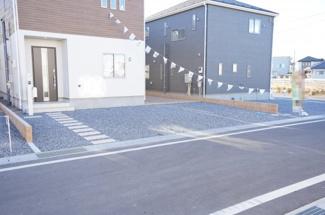 2台以上駐車可能