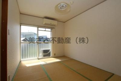【和室】ハタノコーポ中野上町