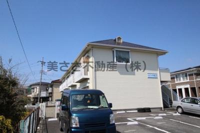 【外観】ハタノコーポ中野上町