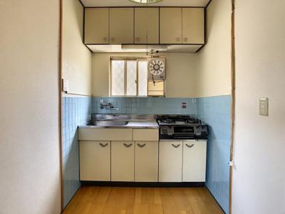 【キッチン】加見アパート