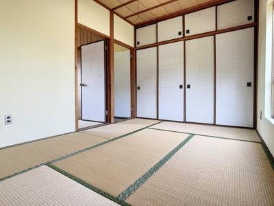 【和室】加見アパート